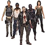 The Walking Dead TV Series 5 Set of 5 Action Figures