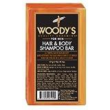 Woody's Meat & Potatoes Hair & Body Shampoo Bar - 8 Oz