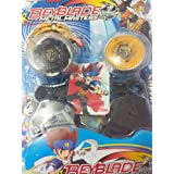 Beyblade With Metal Fury 4D System Beyblade Spinning Toy