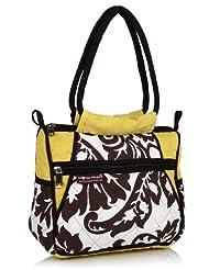 Home Heart Women's Cute And Classic Satchels Bag (White)