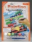 PJS12 Jr PBN Grand Prix 8-3/4x11-3/4