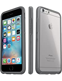 OtterBox SYMMETRY CLEAR SERIES Case For IPhone 6s Plus IPhone 6 Plus 5.5 - Retail Packaging - GREY CRYSTAL