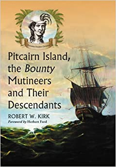 Bibliography of the Pitcairn Islands