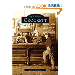 Crockett   (CA)  (Images of America) John V. Robinson