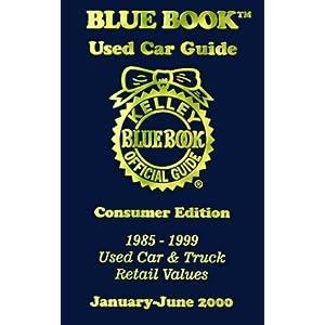 Car Book Value