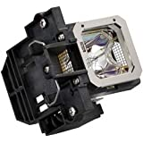 DLA-X3 JVC Projector Lamp Replacement. Projector Lamp Assembly With High Quality Genuine Original Philips Bulb Inside.