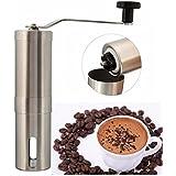 Stainless Steel Coffee Grinder Hand Manual Hand Crank Grind Coffee Bean Grinder Mill Tool