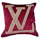 Define VL Big Black Cushion Cover (16*16)