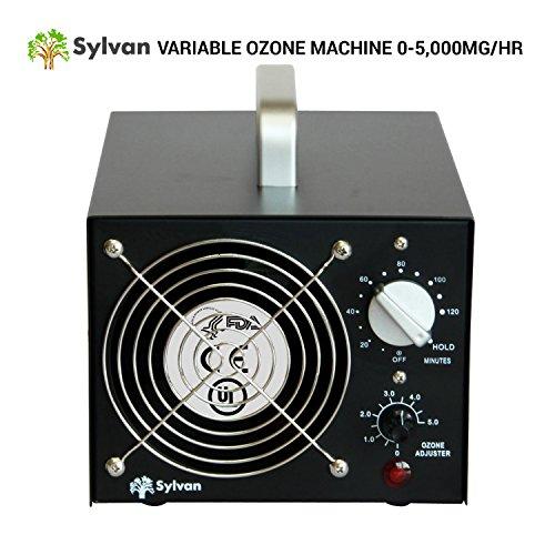 Sylvan Variable Ozone Generator 5000mg/hr Adjustable