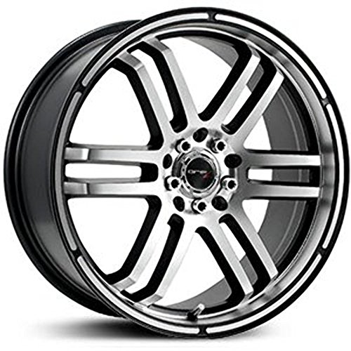 Drifz FX 17×7.5 Silver Wheel / Rim 5×100 & 5×4.5 with a 42mm Offset and a 73.00 Hub Bore. Partnumber 207MB-7751842