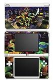 Teenage Mutant Ninja Turtles TMNT Leonardo Leo 3D TV Cartoon Movie Video Game Vinyl Decal Skin Sticker Cover for Nintendo DSi XL System