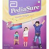PediaSure Vanilla Delight - 200 G (Refill Pack)