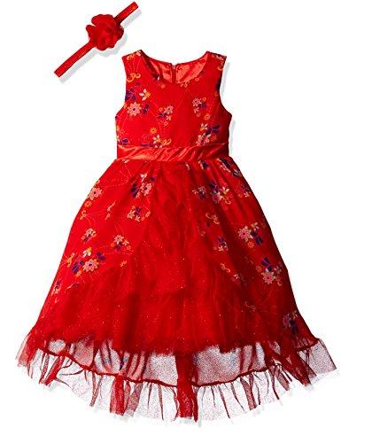 Disney Girls' Elena of Avalor Role Play Dress