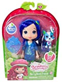 The Bridge Direct, Strawberry Shortcake, Berry Best Friend Doll, Blueberry Muffin and Scouty, 6 Inches