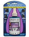 Screen Joy Computer Screen Cleaner and Microfiber Cloth – Perfect for