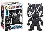 Funko POP Marvel: Captain America 3: Civil War Action Figure - Black Panther