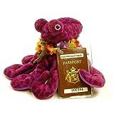 Hawaiian Octopus Wawaeponi Plush Collectible Toy By Hawaiian Collectibles