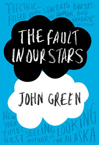 The Fault In Our Stars (Or, the first book to ever make me cry.)
