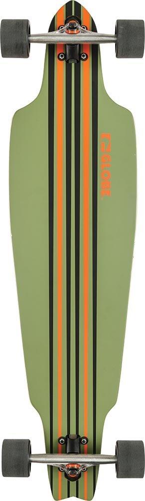 Globe Fearon Prowler - Cruiserboard multicolor verde oscuro
