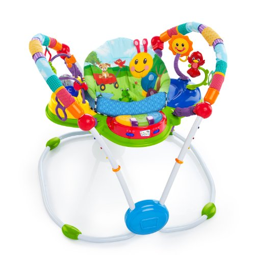 Baby Einstein Activity Jumper Special Edition, Neighborhood Friends Image