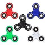 Combo Offer Doel Fidget Spinner (Black, Red, Green,White,Blue)