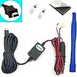 Aiskaer Dash Camera Hardwire Installation Kit Micro-USB For Black Box G1W-X Mini 0803 0805 0806 0826 0903 Mini-USB