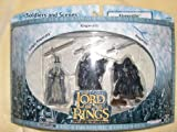 Lord of The Rings Armies of Middle-Earth Battle Scale Figures Ringwraiths 3-Pack