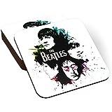 PosterGuy The Beatles Pop Art Coaster - Set Of 6