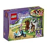 Lego First Aid Jungle Bike, Multi Color