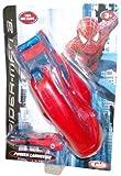 Spider-Man 3 Power Launcher 1:64 Scale Die Car - Spiderman Spideyracer with Red Launcher