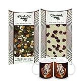 Chocholik Belgium Chocolate Gifts - Invigorating Collection Of Belgian Chocolate Bars With Diwali Special Coffee... - B015RBF14G