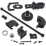 Hpi 1/10 E10 Drift Mustang 65 Tooth Spur Gear, Center Drive Shaft & Gear Box 65 T