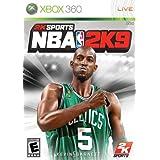 NBA 2K9 Xbox 360 Game NEW