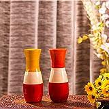 Kalaplanet Wooden Vase - Set Of 2