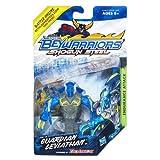 Beyblade BeyWarriors Shogun Steel Bundle - Four Items: Guardian Leviathan, Berserker Byakko, Samurai Ifrit & Ninja Salamander