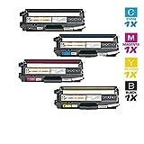 AZ Supplies Re-Manufactured Replacement Toner Cartridges For Brother TN310 Toner Cartridge Set Brother TN310BK...