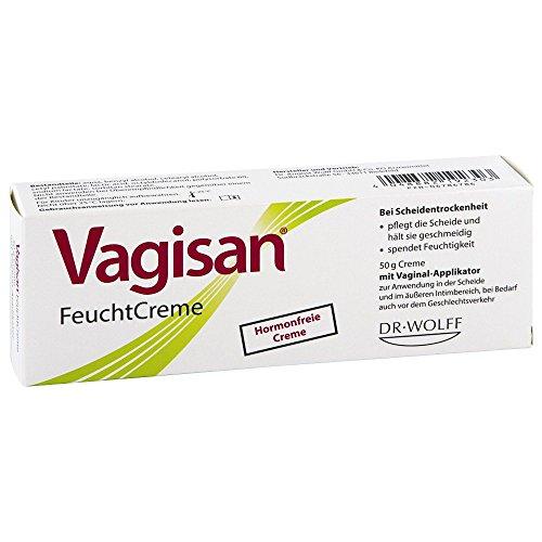 Vagisan FeuchtCreme mit Applikator, 50 g