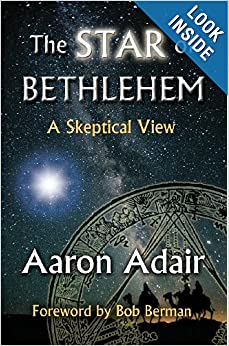 Author Aaron Adair interviewed – Star of Bethlehem: A Skeptical View