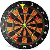 Toy Dartboards Pro Sport Magnetic Dartboard Children's Kid's Toy Dart Game W/ 12 Magnetic Dartboard, 6 Magnetic Darts