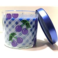 Bath And Body Works Slatkin & Co 4 Oz. Scented Filled Candle Summer Berries