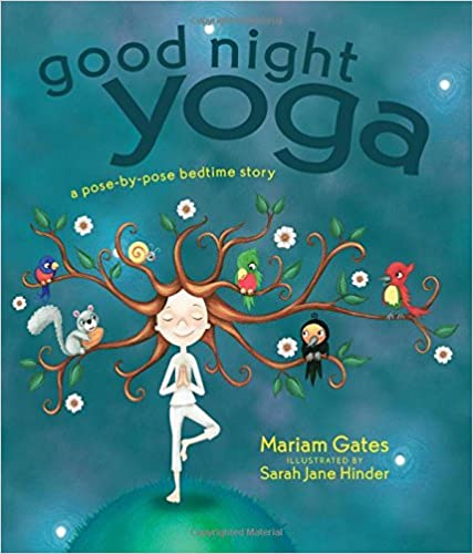 Yoga Bed time story book