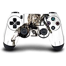 Elton PS4 Controller Designer 3M Skin For Sony PlayStation 4 DualShock Wireless Controllers (set Of Two Controllers Skin) - The Evil Within