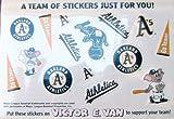 Chevron Cars Victor E. Van Sports Edition Oakland Athletics