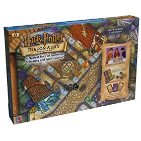 Click to buy Harry Potter Diagon Alley  from Amazon!