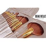 Beau Belle Makeup Brushes - 21pcs Make Up Brush Set - Makeup Brush Holder - Professional Makeup Brushes - Make...