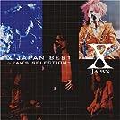 X JAPAN BEST ~Fan's Selection~