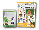 Numbers Practice Bundle - Richard Scarry ''Let's Practice Numbers'' Book and Leapfrog Practice Pad