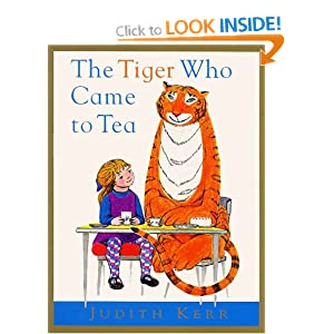 The Tiger Who Came to Tea: Complete & Unabridged (Book & CD)