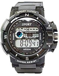 VITREND Sport WR 30 M Cold Light Standard Display New Digital Watch - For Boys & Girls