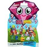 Moshi Monsters Mega Bloks #80654 Series 2 Mystery Pack 6 Random Moshling Blocks
